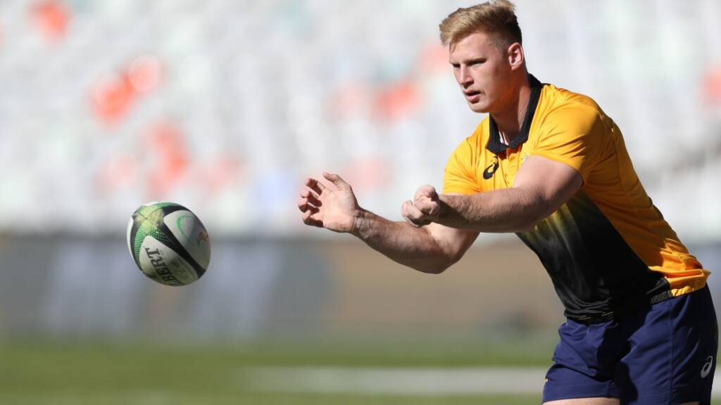 Sale Sharks Sign Springbok Jean-Luc Du Preez