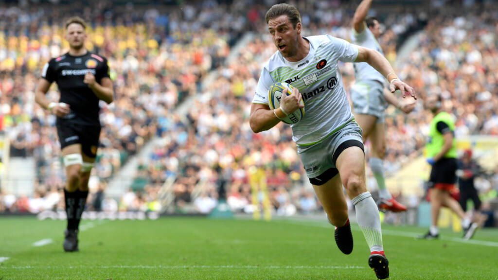 Wyles out of retirement for Saracens