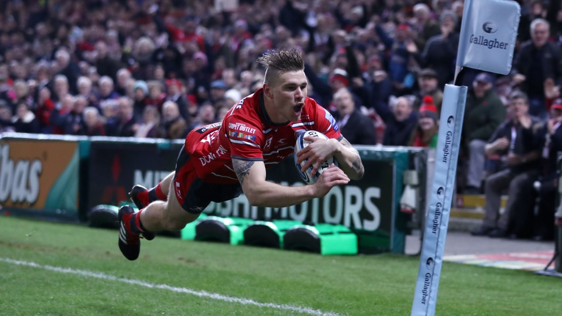 Match Report: Gloucester Rugby 36-13 Leicester Tigers