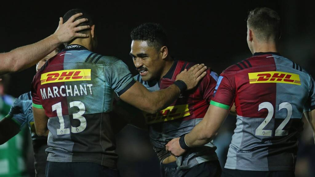 Match Report: Harlequins 20-7 Newcastle Falcons