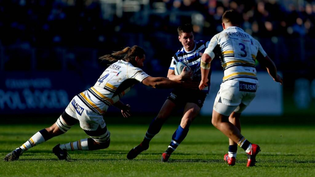 Match Report: Bath Rugby 28-13 Worcester Warriors