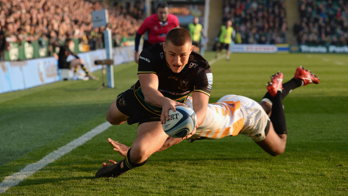 Image result for Northampton Saints v Wasps