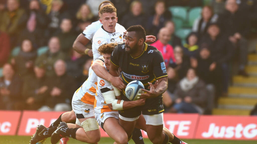 Match Reaction: Northampton Saints 36-17 Wasps