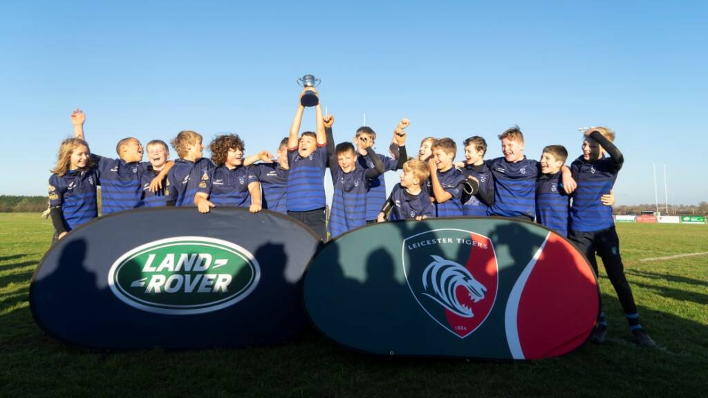 Tigers stars provide wow factor at Land Rover Rugby Cup