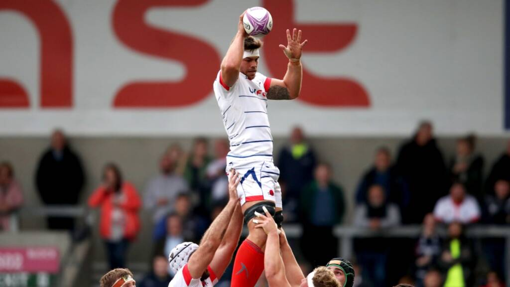 Jono Ross re-signs with Sale Sharks until 2022