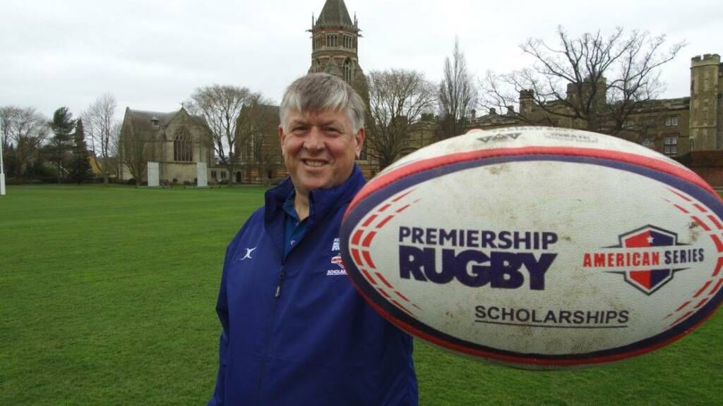 Kevin Phillipson – A voyage of discovery via Premiership Rugby Scholarships