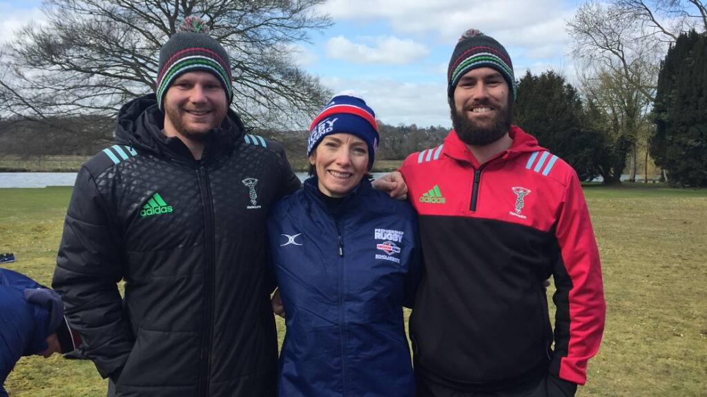 Valerie Connolly – How Premiership Rugby Scholarships programme provided validation