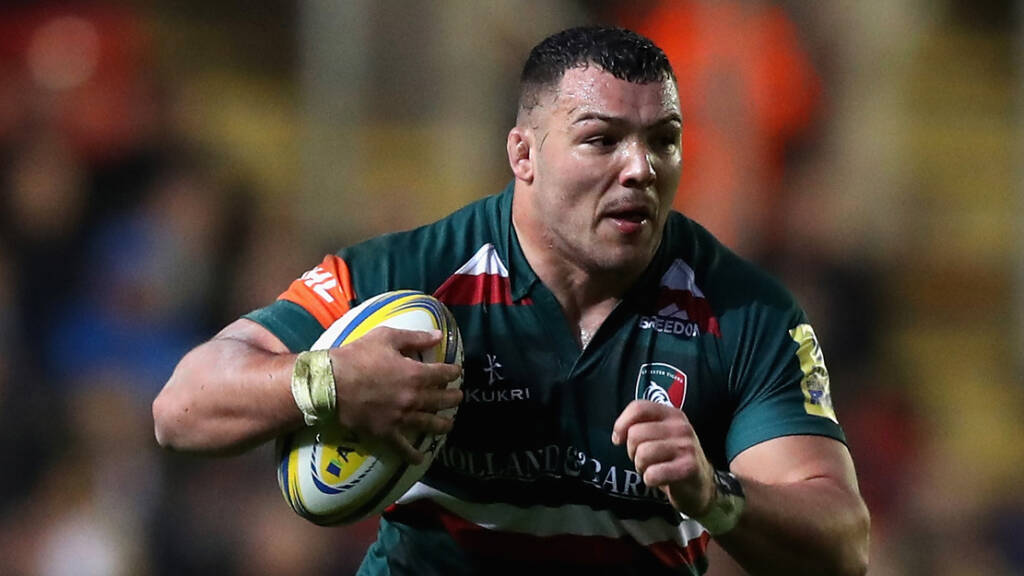 Leicester Tigers name team to face Bristol Bears
