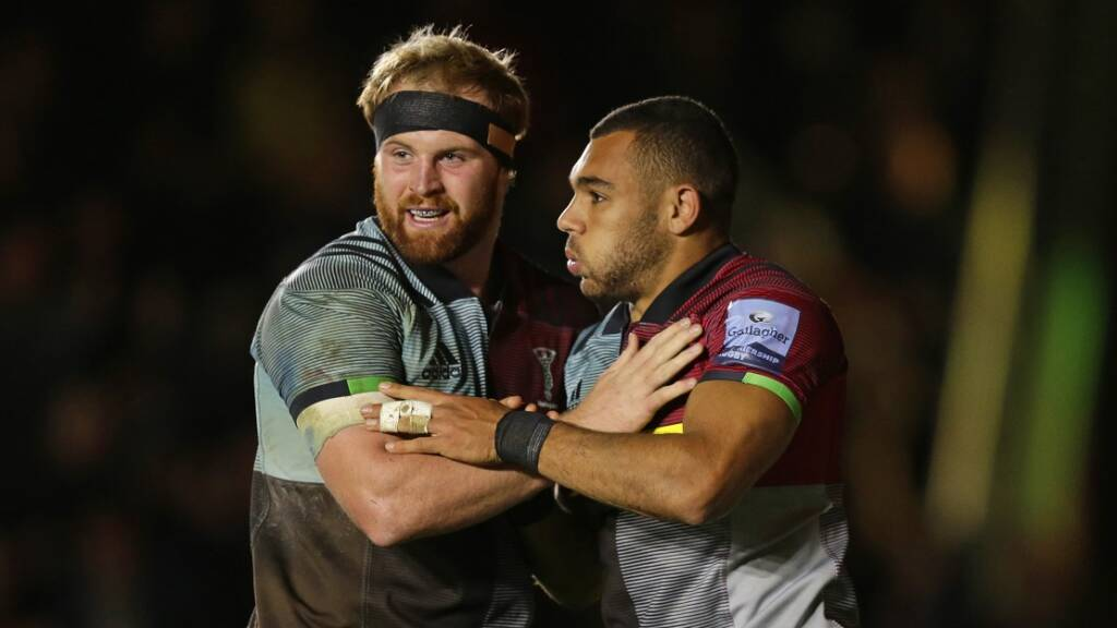 Gallagher Premiership Rugby Round 9: Social media preview