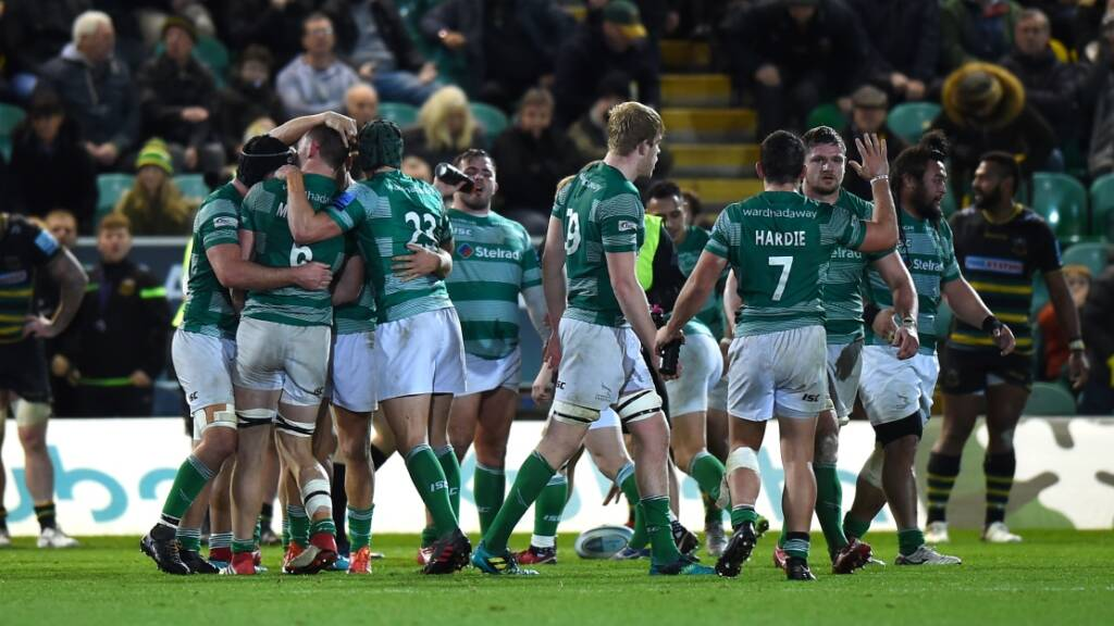 Match Reaction: Northampton Saints 14-16 Newcastle Falcons