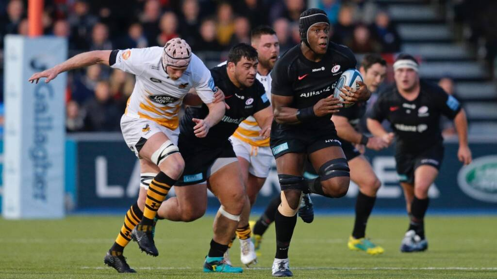 Match Reaction: Saracens 29-6 Wasps