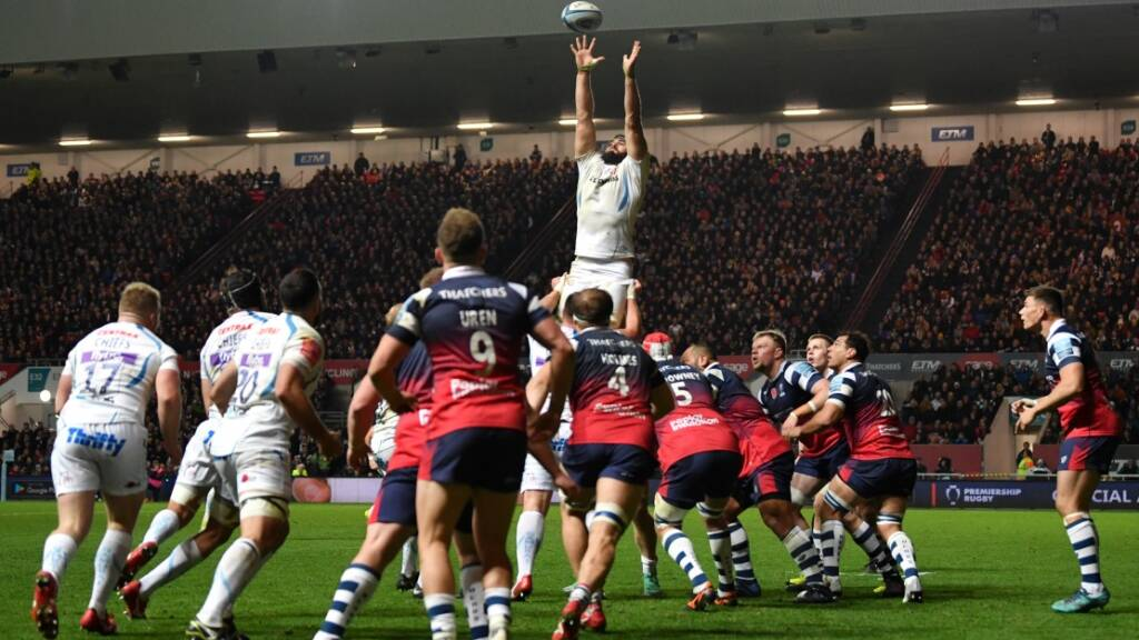 Premiership Rugby Cup – Derby Day fixtures confirmed