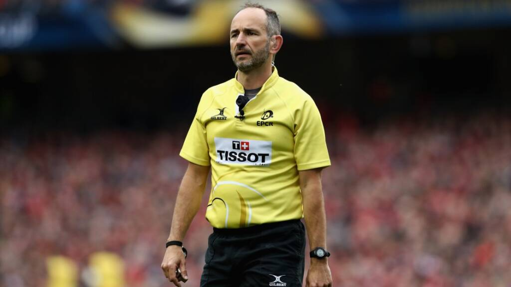 Referees ready for European action