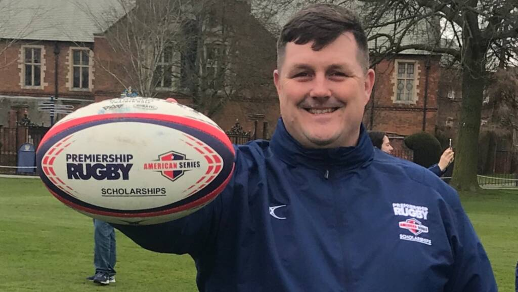 Sean Lindersmith – Ex-USA Eagles manager involved with Premiership Rugby Scholarships programme