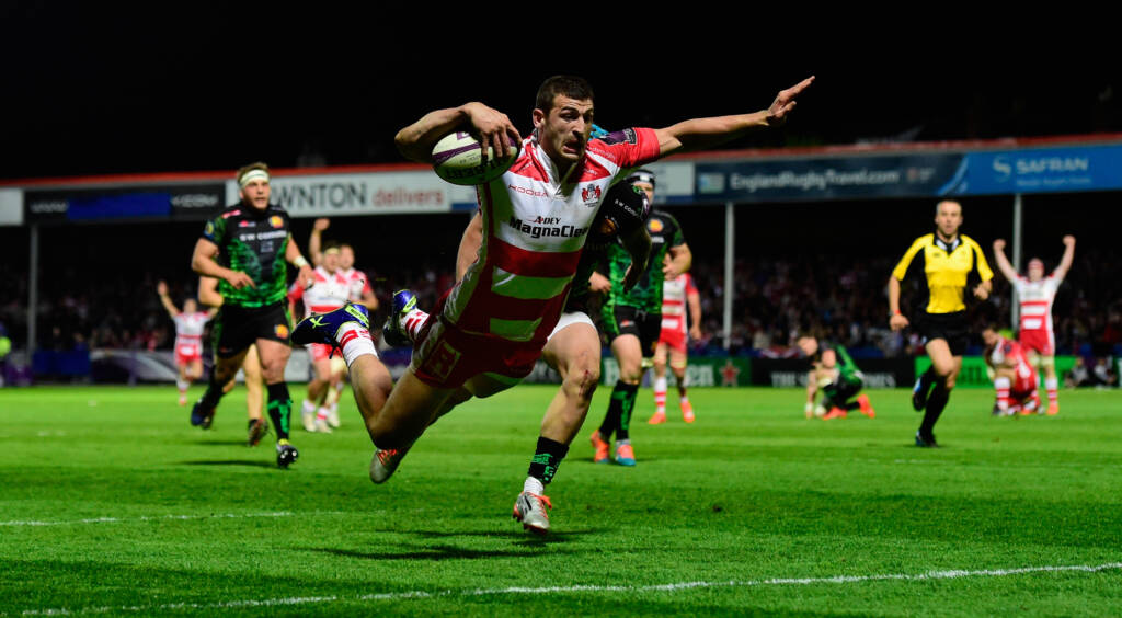 Jonny May, Gloucester