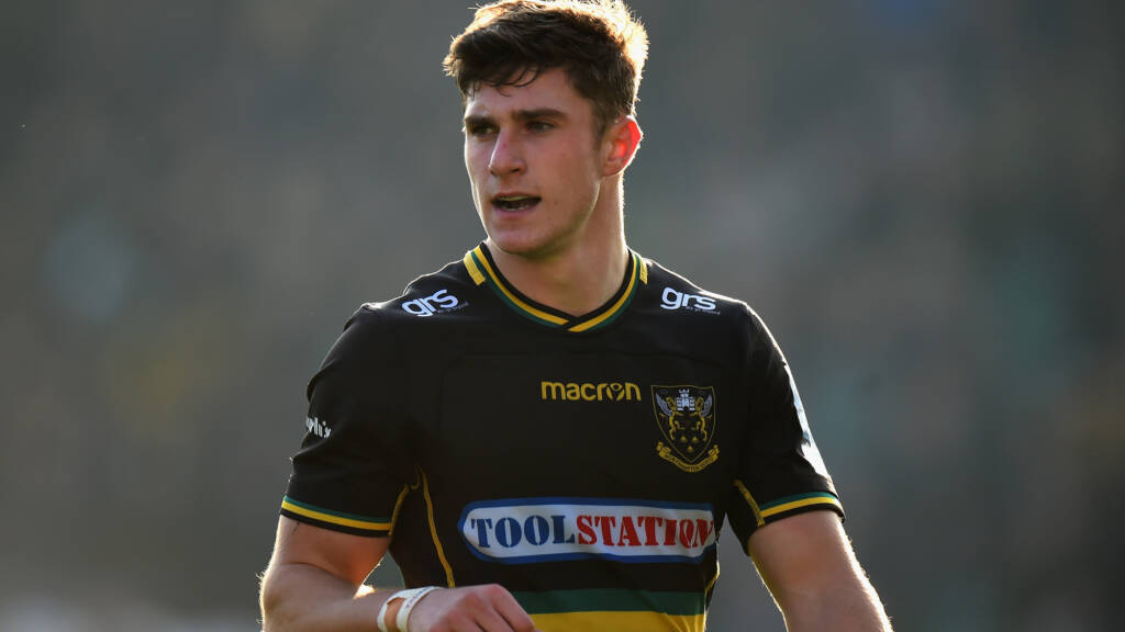 James Grayson, Northampton Saints