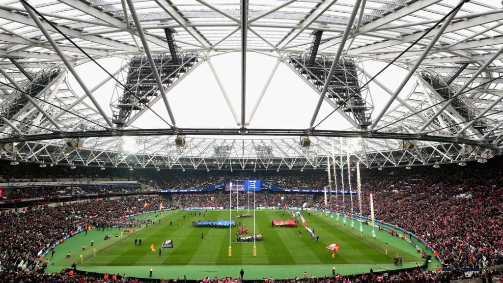 Saracens vs Quins rivalry to return to London Stadium next March