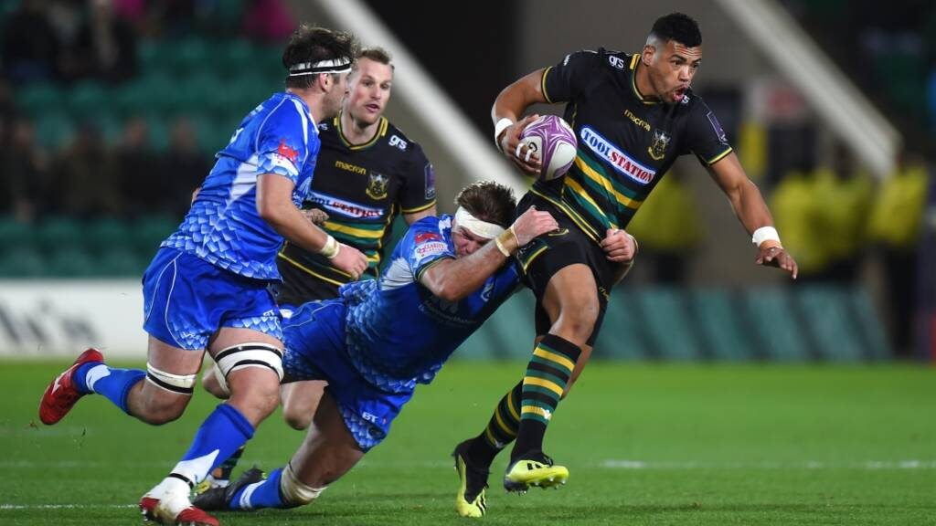 European Challenge Cup: Northampton Saints and Sale Sharks complete impressive wins