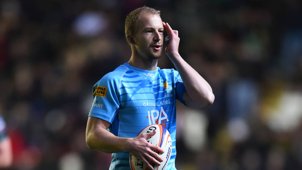 New contract for scrum-half Michael Heaney at Worcester Warriors
