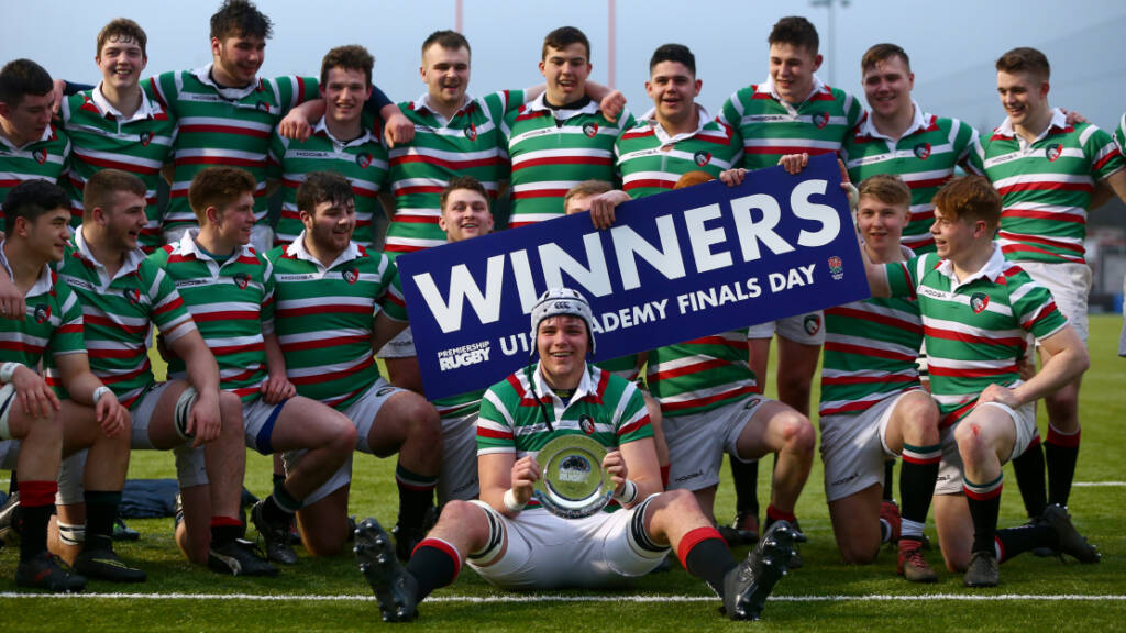 Leicester Tigers ready for Premiership Rugby U18 Academy League title defence