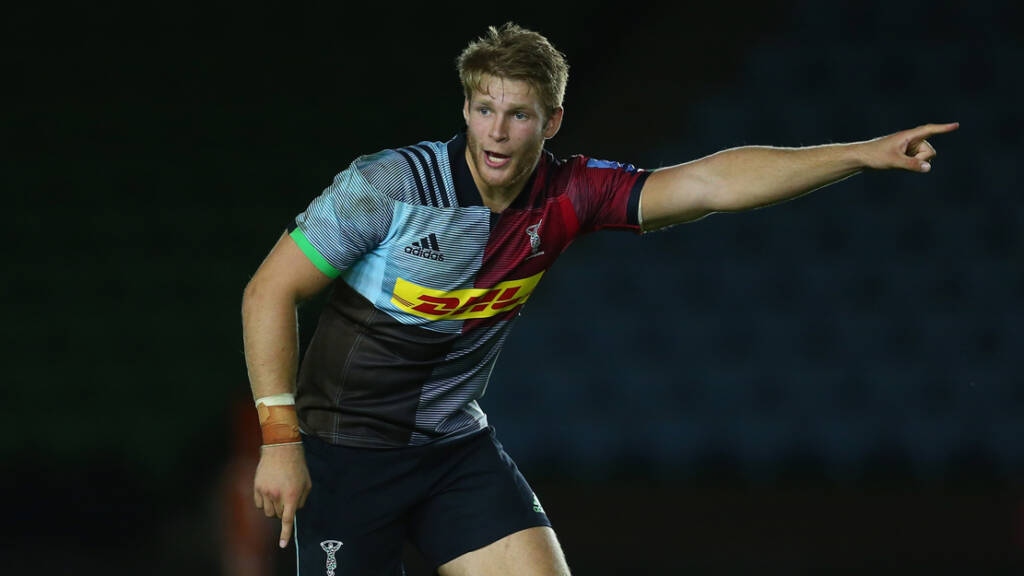 Harlequins' Henry Cheeseman to get game time at Richmond