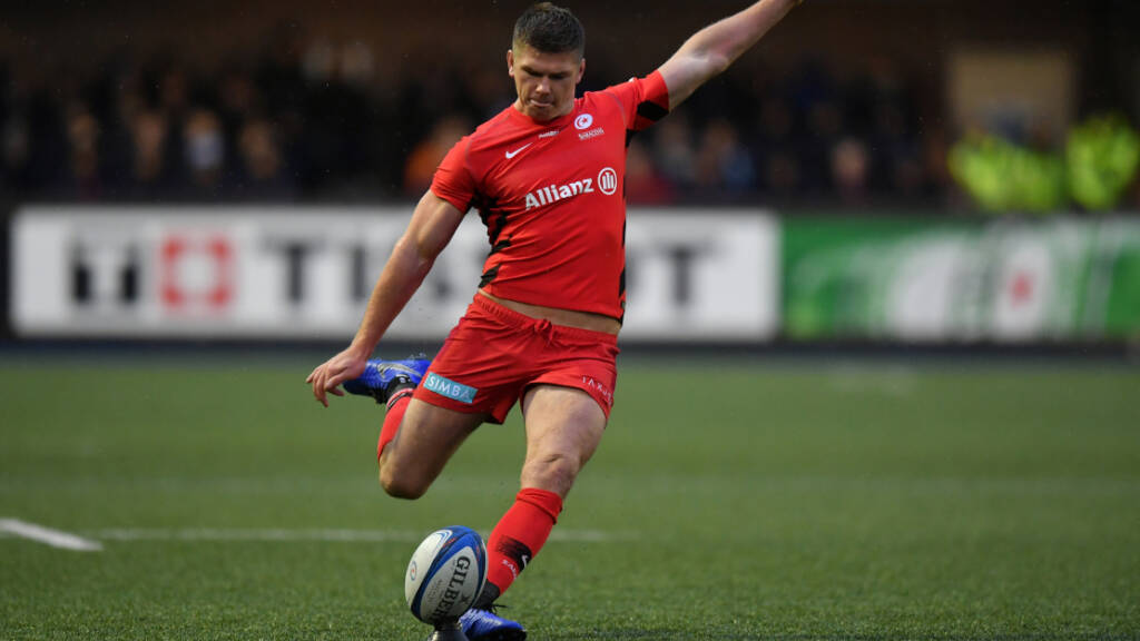 Heineken Champions Cup: Saracens shine as Bath and Wasps bow out