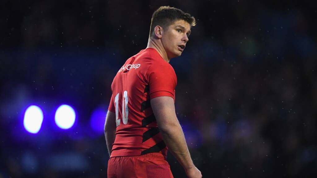 European Rugby Individual Player Watch: Farrell, Daly, George and Williams