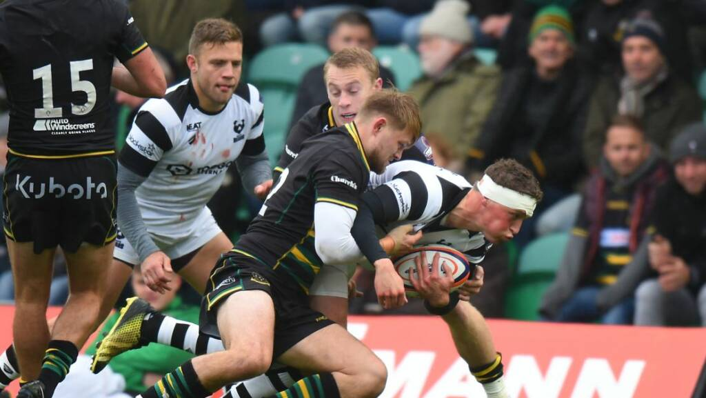 Premiership Rugby Shield review: Bears hit the heights