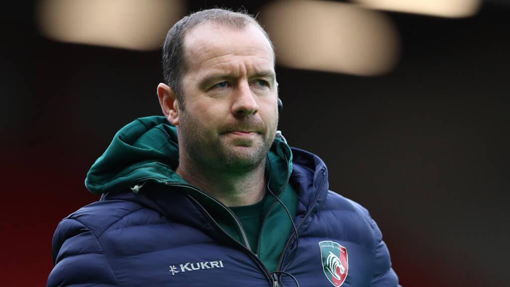 Geordan Murphy confirmed as Leicester Tigers head coach