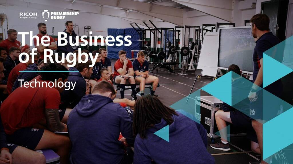 Ricoh goes behind-the-scenes with Hawk-Eye and Leicester Tigers in the second instalment of the Business of Rugby