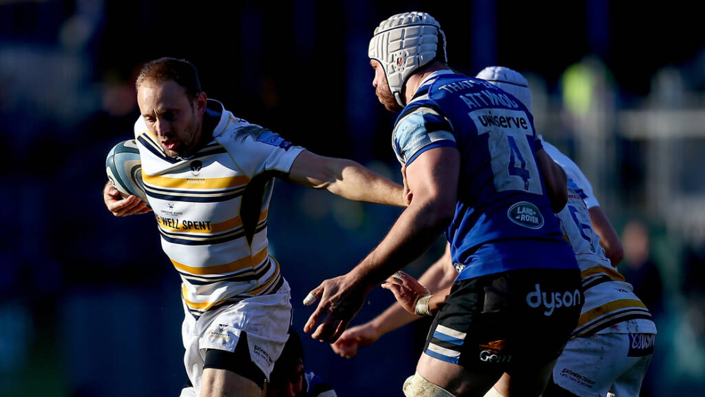 Round 12 Preview: Worcester Warriors v Bath Rugby