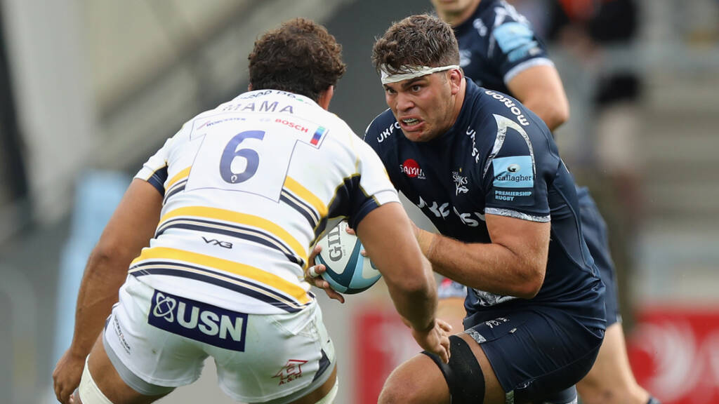 Sale Sharks name team to face Gloucester Rugby