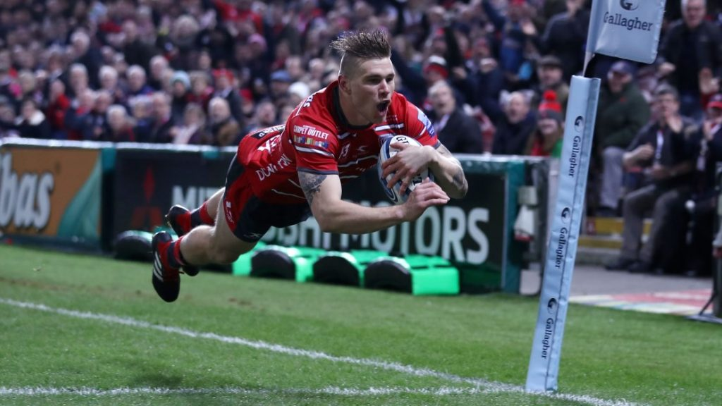 Throwback Thursday: Thorley helps Gloucester maul the Tigers