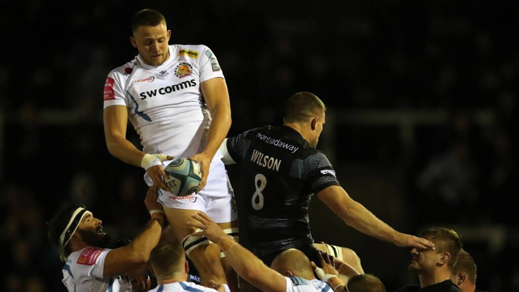 Exeter Chiefs name team to face Bristol Bears