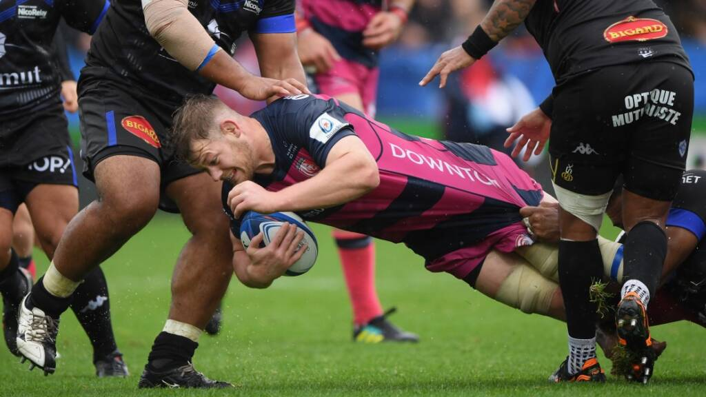 Gloucester Rugby lock Tom Savage banned for two weeks
