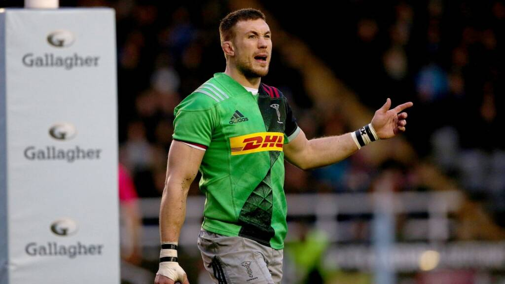 The Big Interview: Mike Brown on going the extra mile and the Gustard revolution at Quins
