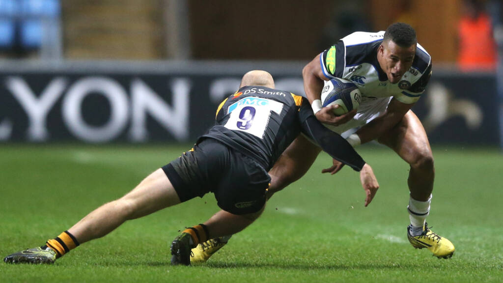 Throwback Thursday: Wasps 23-25 Bath Rugby, 2015