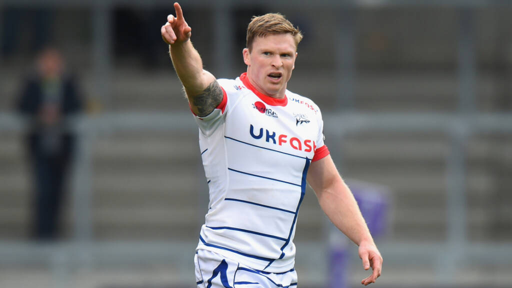 Chris Ashton, Sale Sharks