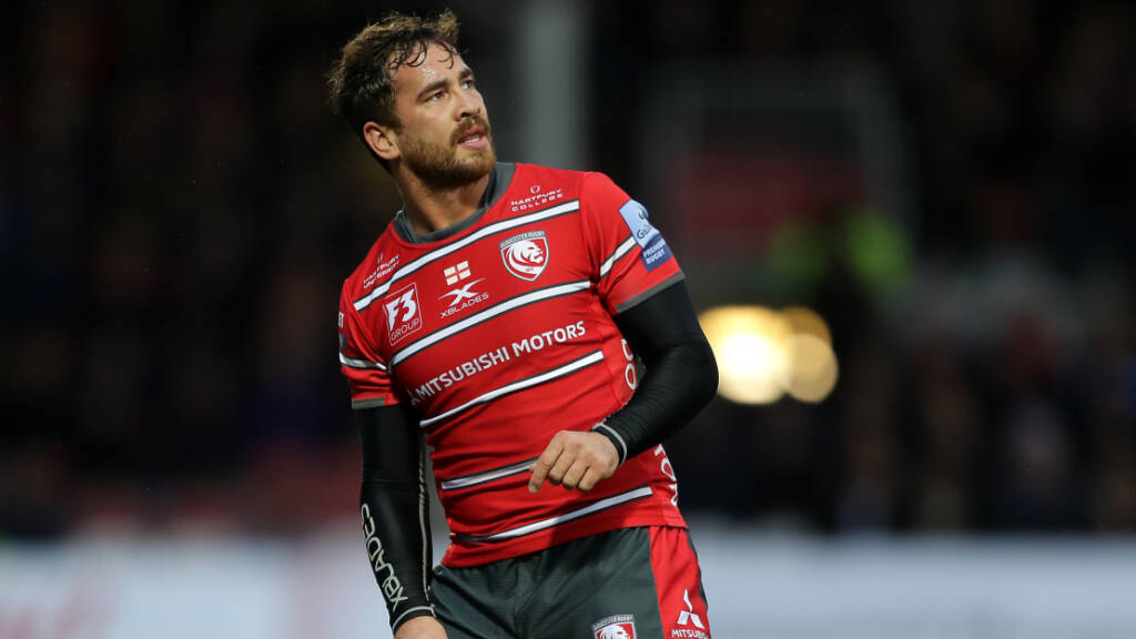 Danny Cipriani back as Gloucester Rugby name side for visit of Munster Rugby in Heineken Champions Cup