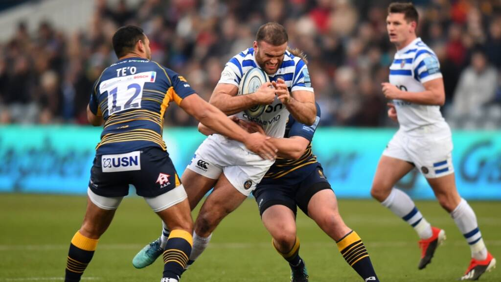 Worcester Warriors name three internationals in visit to Wales