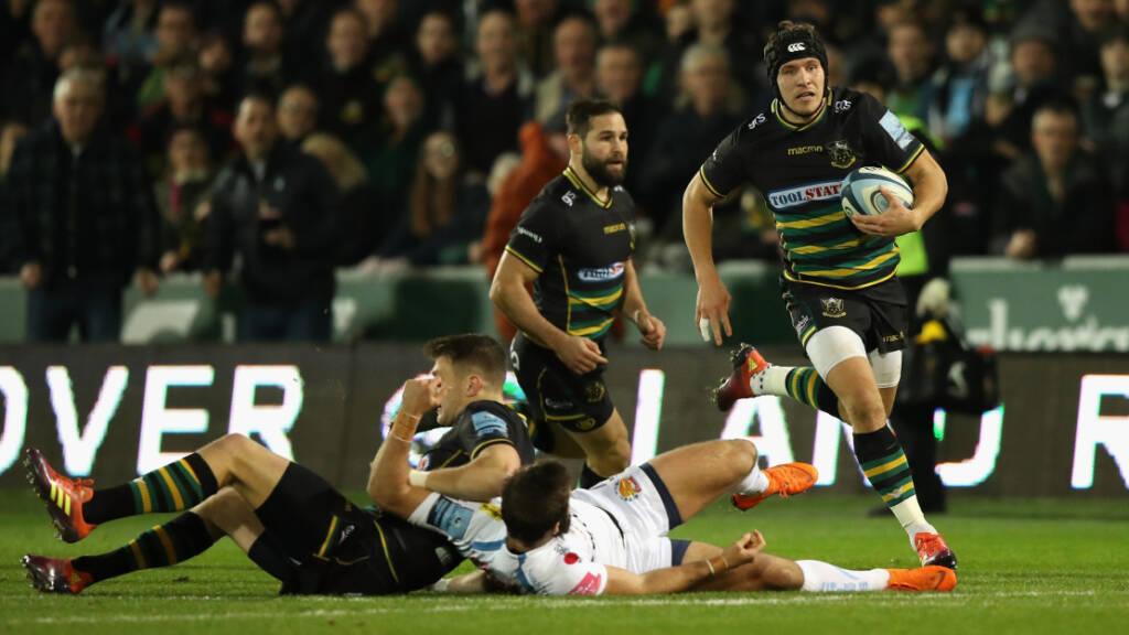 Lawes to captain Saints for crunch Clermont clash