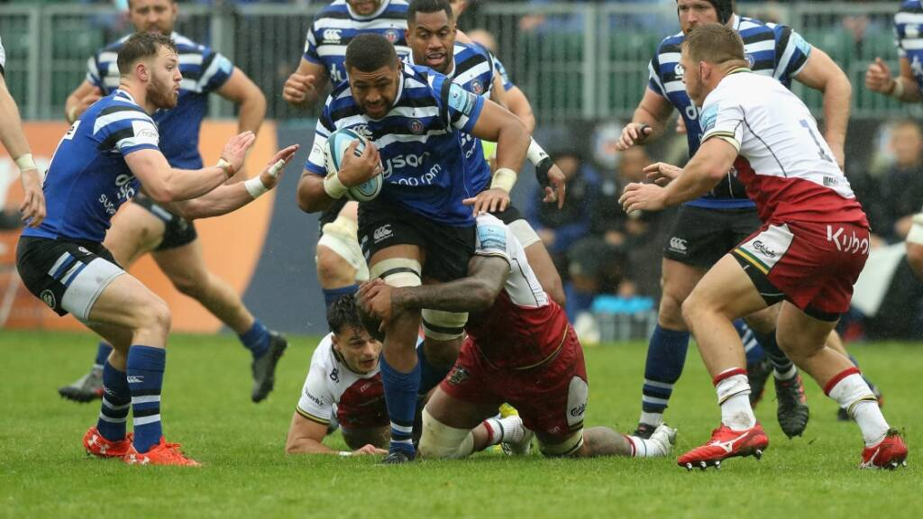 Faletau returns to the starting line-up as Bath Rugby take on Wasps
