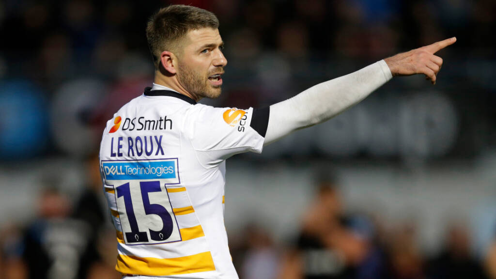 Hughes and Le Roux to leave Wasps in summer