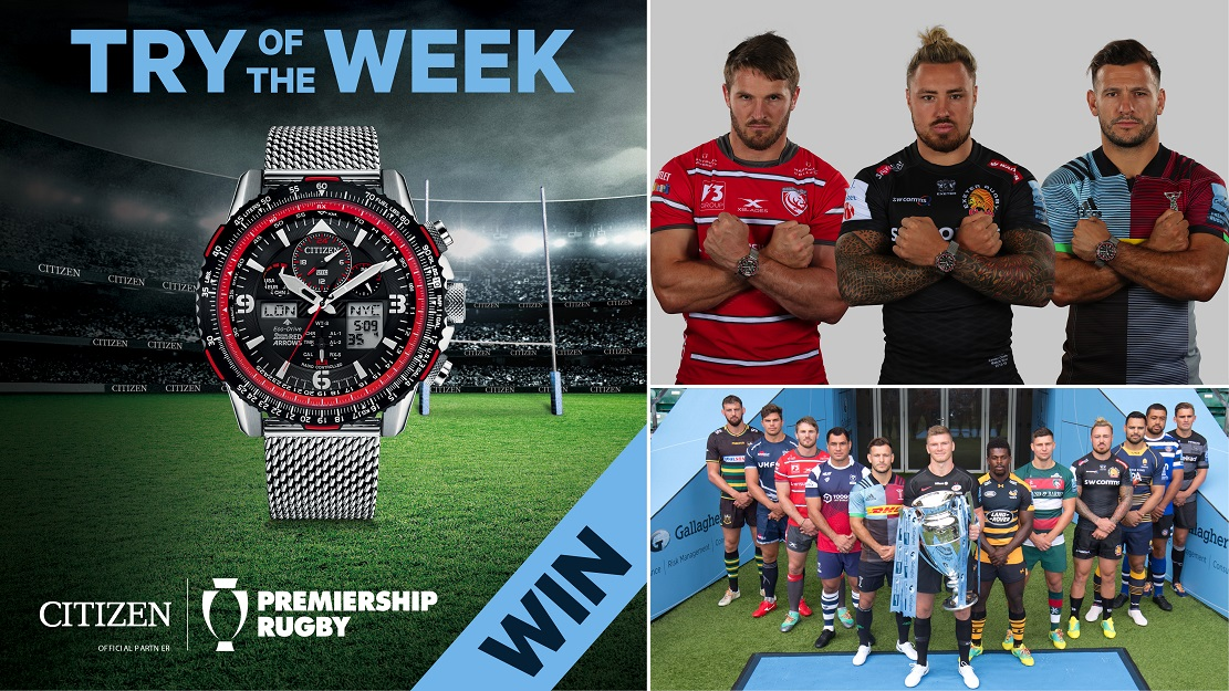Citizen Try of the Week Videos