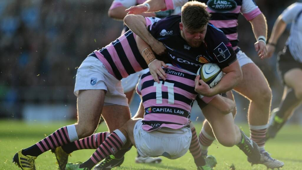 Wasps sign Exeter Chiefs prop Jack Owlett