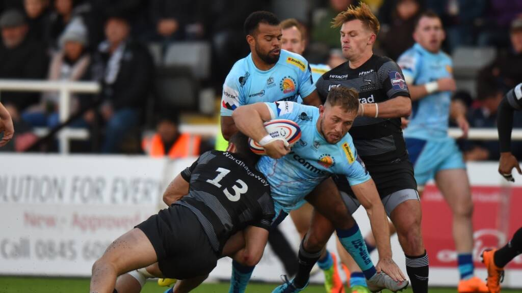 The state of play ahead of Round Four of the Premiership Rugby Cup