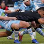 Heineken Champions Cup: Saracens tee up route to home semi-final