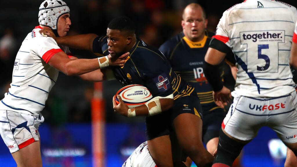 Mudariki signs new contract at Worcester Warriors