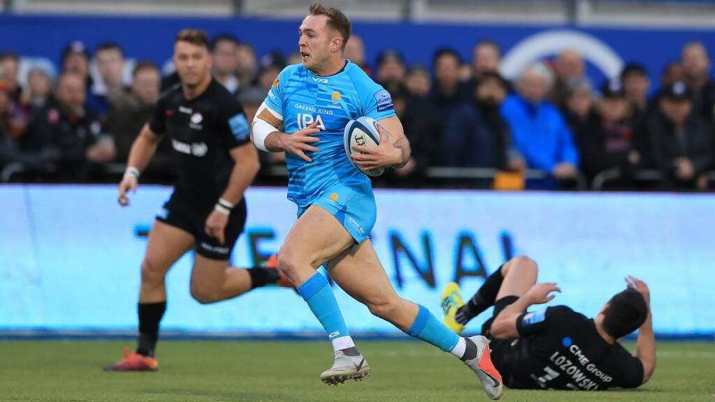 Perry Humphreys commits to Worcester Warriors for two more years