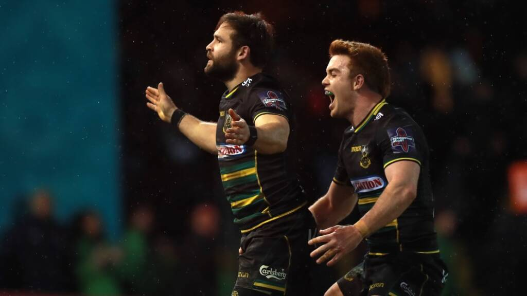 Premiership Rugby Cup Individual Player Watch: Reinach and Grayson star for Saints